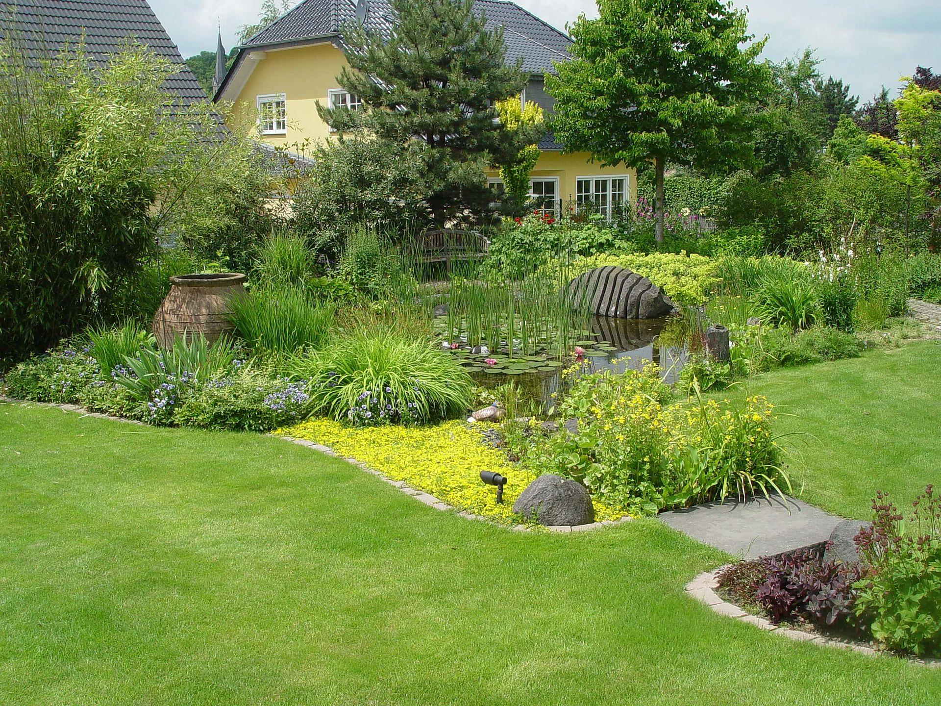 Gartengestaltung gartenbau gartenplanung landschaftsbau for Ideen gartengestaltung