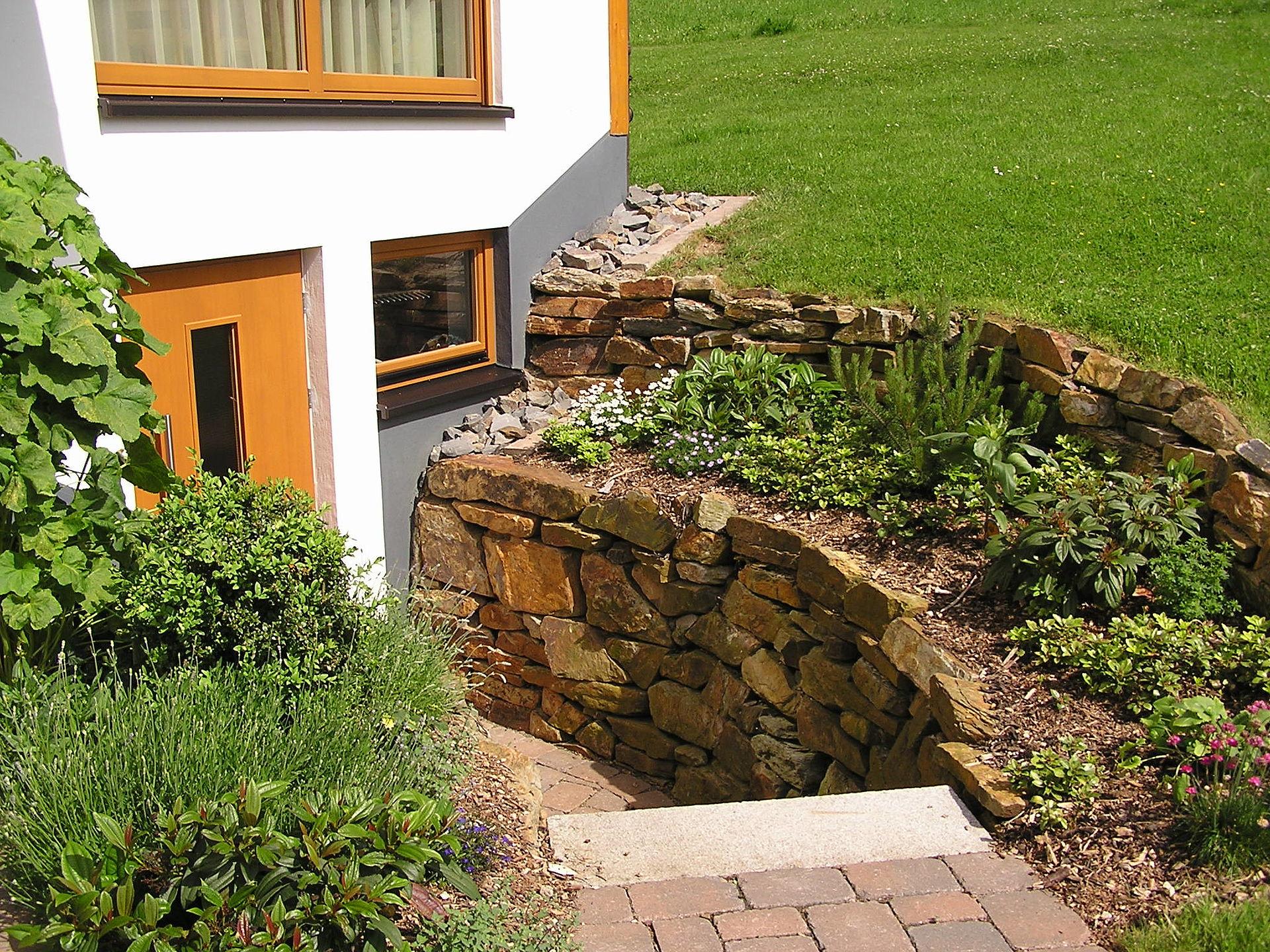 Frisch Gartengestaltung Hanglage Schema
