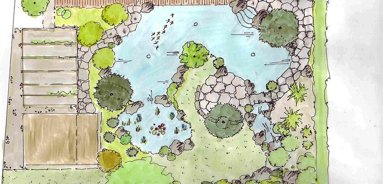 Startseite: Gartenbau • Gartenplanung • Landschaftsbau